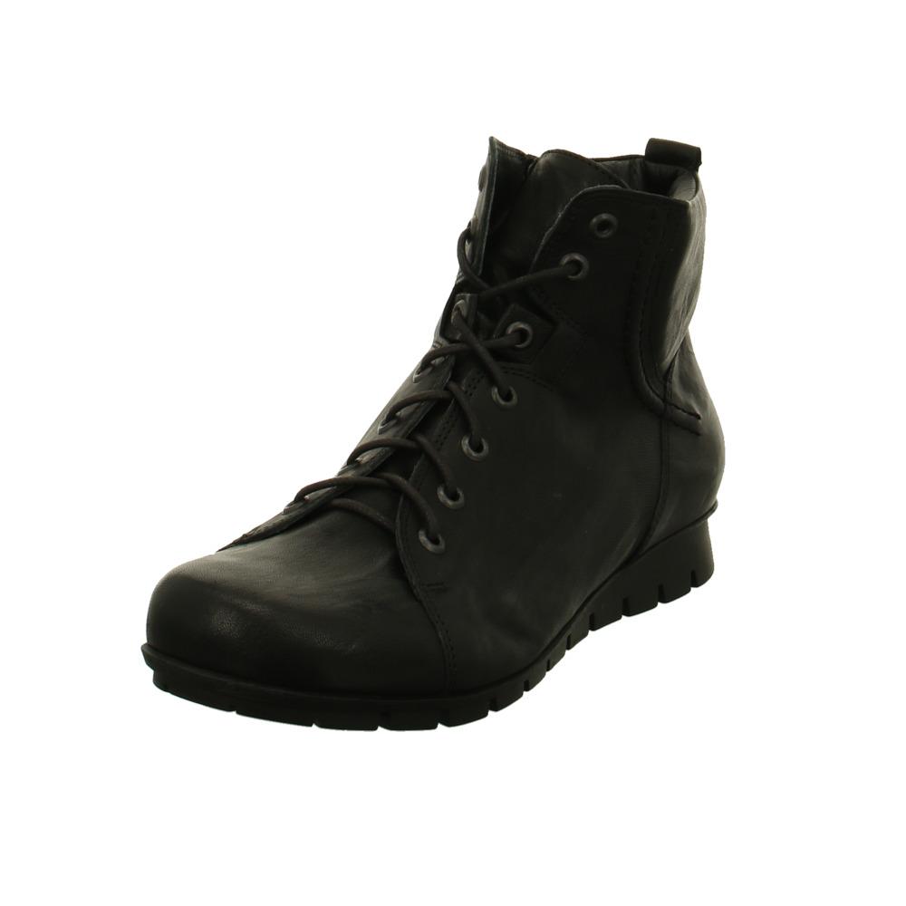 Neues Produkt Mid Stiefel Think Schwarz Lboot Schwarz
