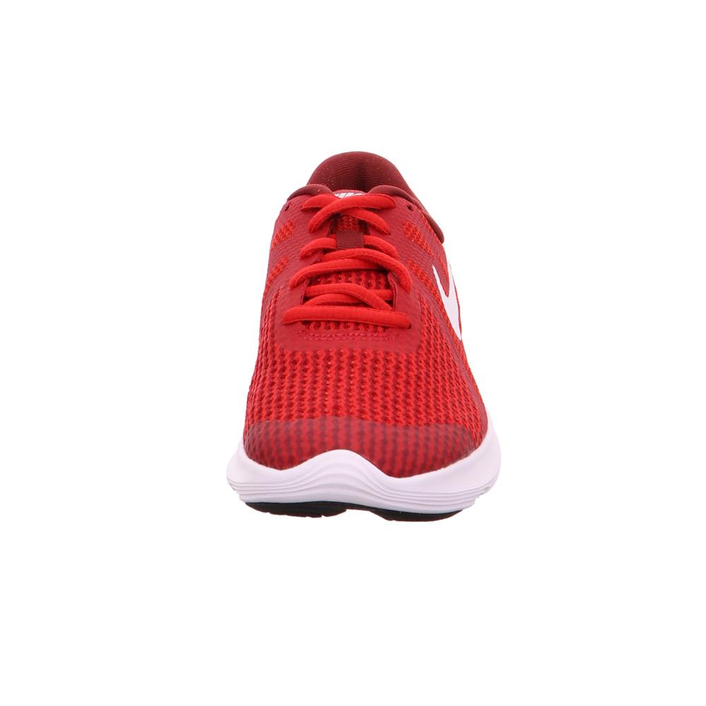 ff03d4ee4aef73 Nike-Kinder-Revolution-4-Rote-Textil-Sneaker Indexbild 2