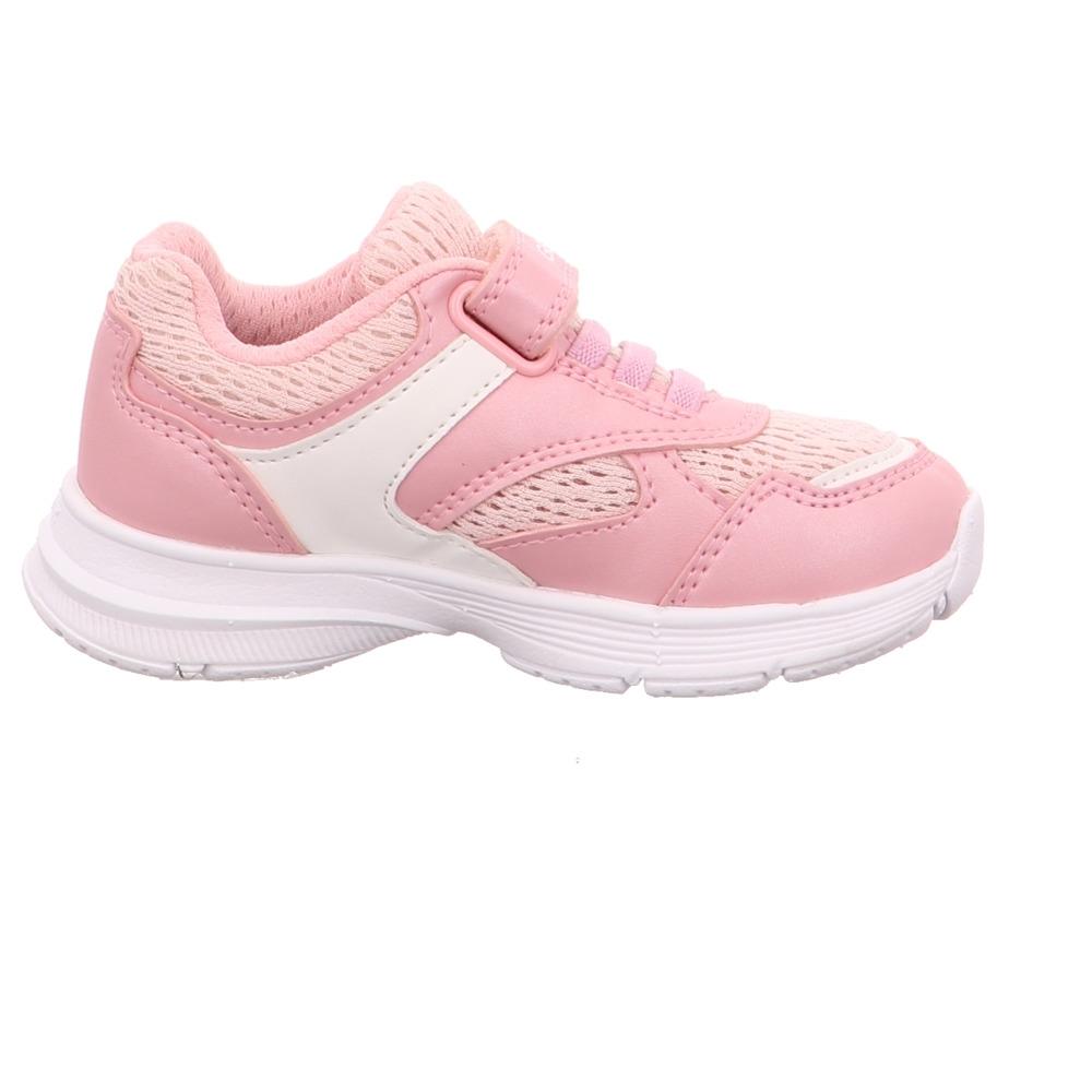 Geox Mädchen Mädchen Mädchen Hoshiko Girl Rosé Lederimitat/Textil Halbschuhe e0021e